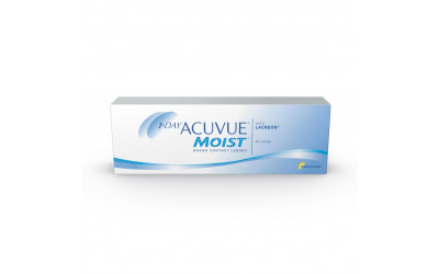 Caja de lentillas 1-DAY ACUVUE MOIST