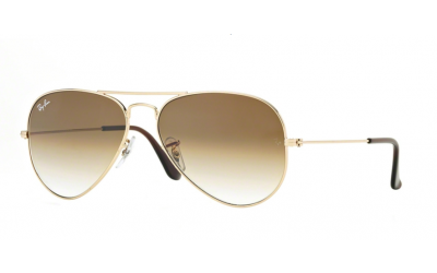 Gafas de sol degradadas RAY-BAN AVIATOR RB3025 001/51 55MM