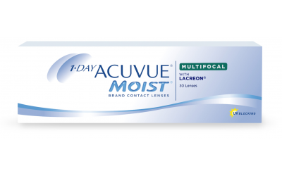 Caja de 30 unidades 1-DAY ACUVUE MOIST MULTIFOCAL