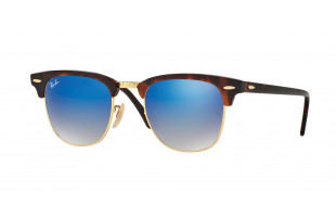 RAY-BAN CLUBMASTER RB 3016 990/7Q 49MM