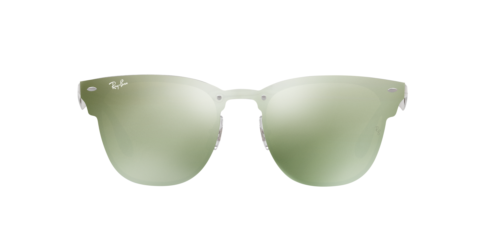 3eb672057a901 gafas de sol RAY-BAN CLUBMASTER BLAZE RB 3576N 043 71. 360° Product View  360° Product View ...
