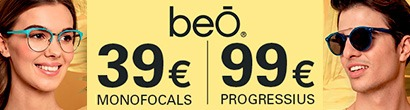 39€ Monofocal i 99€ Progressius
